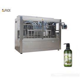 دستگاه پرکننده مواد شیمیایی صنعتی برای مواد آرایشی / پزشکی / سموم دفع آفات