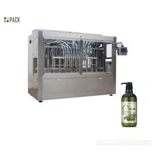 100ml - دستگاه پر کننده مایعات 1 لیتری شامپو / لوسیون / صابون