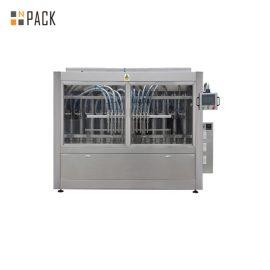 دستگاه پر کننده مواد شوینده صنعتی ، دستگاه پر کننده صابون مایع برای پاک کننده