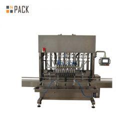 دستگاه پر کننده مایع خورنده اتوماتیک 1L-1 گالون برای پاک کننده